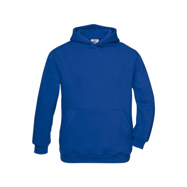 Huvtröja Barn B&C Royal Blue