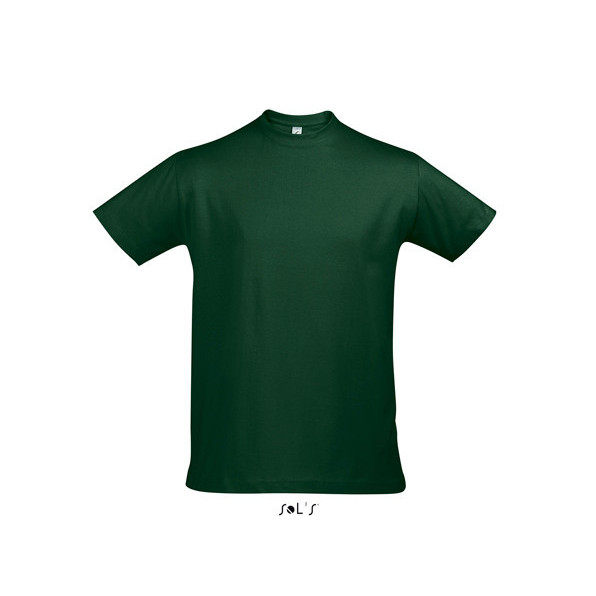 Imperial t-shirt Bottle Green