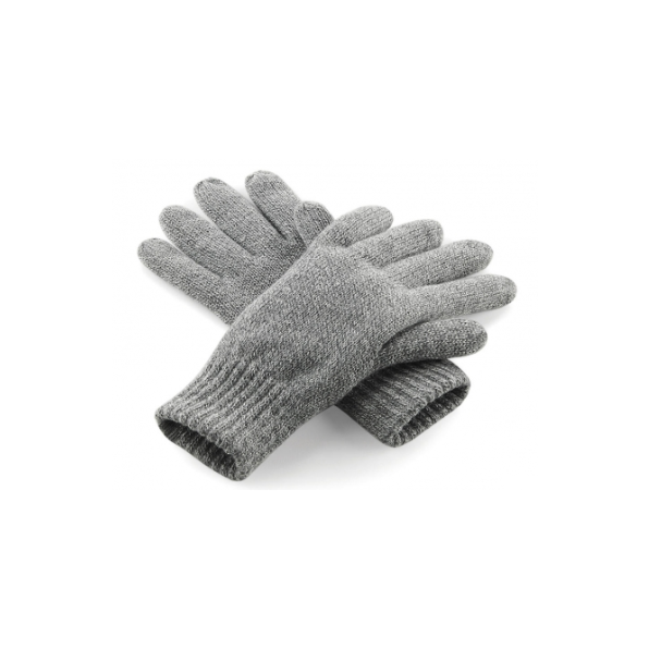 Classic Thinsulate™ Gloves Heather Grey