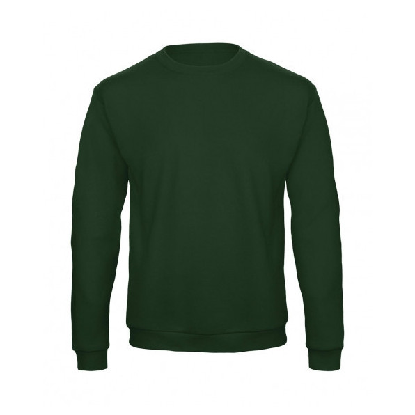 Sweatshirt Unisex B&C Collection Bottle Green