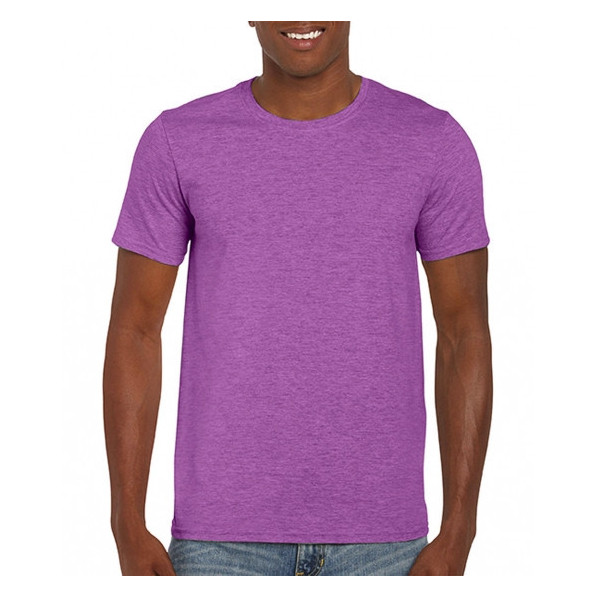 T-shirt Standard Heather Radiant Orchid