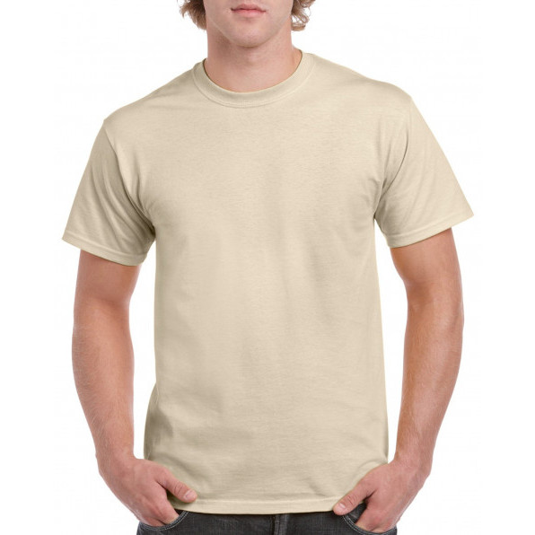 T-shirt Heavy Cotton Sand