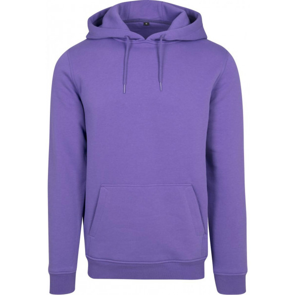 Heavy Hoody Build Your brand Ultra Violet