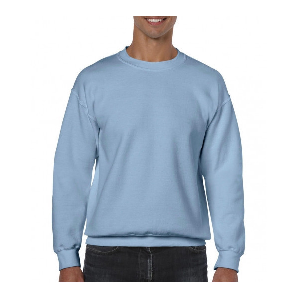 Sweatshirt Standard Light Blue